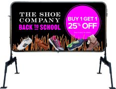 Shoe company hybrid